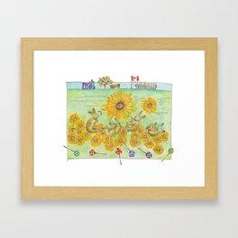 Every Child Matters Framed Art Print
