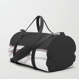 Abstract Taupe IV #kirovair #design #minimal #society6 #buyart Duffle Bag
