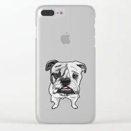 You Gonna Eat That? Clear iPhone Case