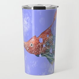 A sea horse Travel Mug