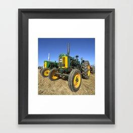 Turner Diesel Framed Art Print