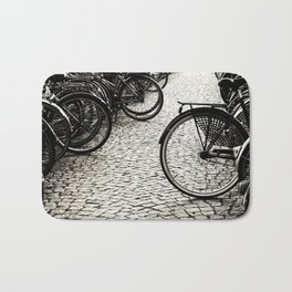 Wheels Bath Mat