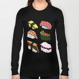 Sushi! Long Sleeve T-shirt