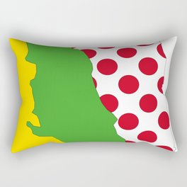 Tour de F - Frankenberg for Hell Living Rectangular Pillow