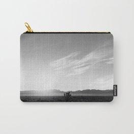 Nevada Desert Sunrise IV Carry-All Pouch