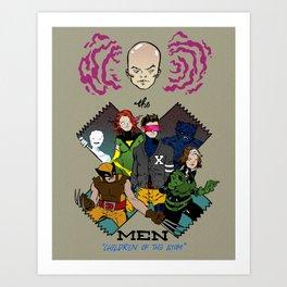 X-Men: Childred of the Atom Art Print
