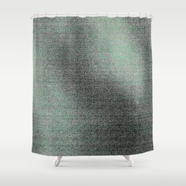 graveyard shift Shower Curtain