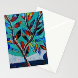 A Magic Tree Stationery Cards