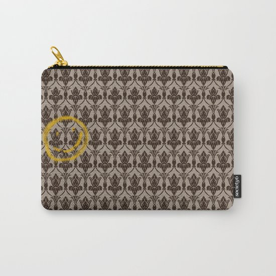 Sherlock Wallpaper Carry-All Pouch
