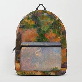 "Paul Cezanne ""Bibémus"" Backpack"