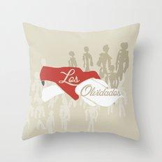 Los Olvidados Throw Pillow