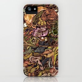 LIFE OF IMAGINATIONS UNTITLED iPhone Case