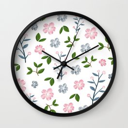 Inspired (Organic) Wall Clock