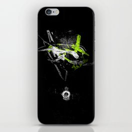 Abstract - Spatial normalization iPhone Skin