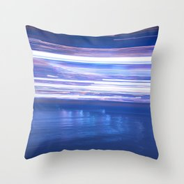 Night Light 121 Throw Pillow