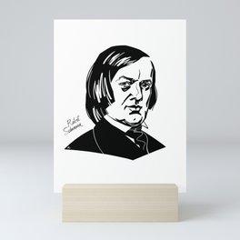 Robert Schumann Mini Art Print