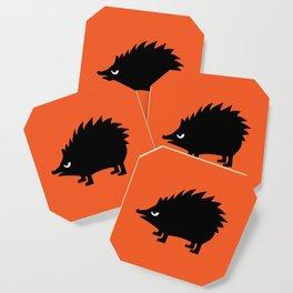 Angry Animals: hedgehog Coaster