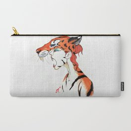 The Masquerade:  The Bengal Carry-All Pouch