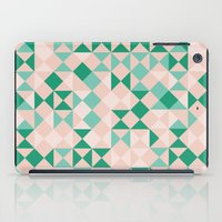 emerald iPad Cases featuring Emerald  by Leandro Pita