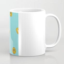 Exotic fruit - Papaya  Coffee Mug