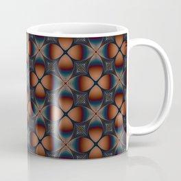Metallic Deco Copper Coffee Mug