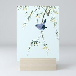 Chirpy Mini Art Print