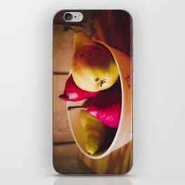 Pears II iPhone Skin