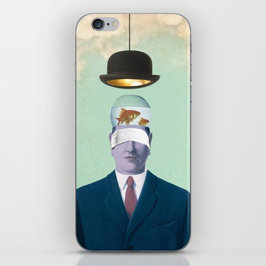 Under the Bowler iPhone & iPod Skin
