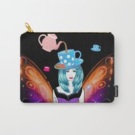 The TeaTime Fairy Carry-All Pouch