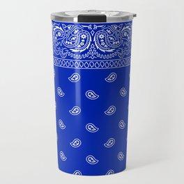 Bandana Royale  Travel Mug