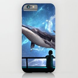 Graceful Giants iPhone Case
