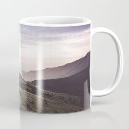 good morning mountains Coffee Mug