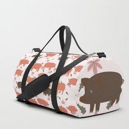 Pigs Pattern10 Duffle Bag