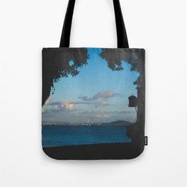 Sausalito Window Tote Bag