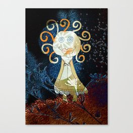 missy Canvas Print