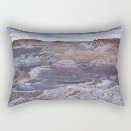 Nature Painted Desert Rectangular Pillow