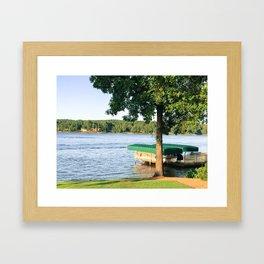 Water Sports Framed Art Print