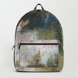 """""""i dont need to be kind to the armies of night that would do such injustice to you"""" Backpack"""