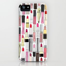 Lipstick Forever iPhone Case