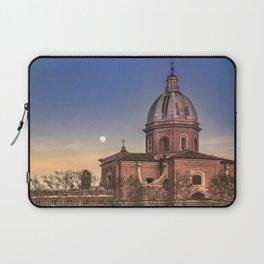San Giovanni Battista dei Fiorentini Church, Rome, Italy Laptop Sleeve