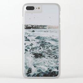 ocean xii / bondi beach, australia Clear iPhone Case