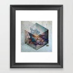Mr Man Framed Art Print