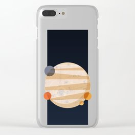 Except Europa Clear iPhone Case