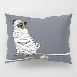 The Mummy Pug Return Pillow Sham