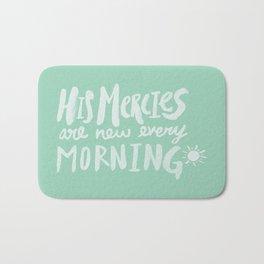 Mercy Morning x Mint Bath Mat