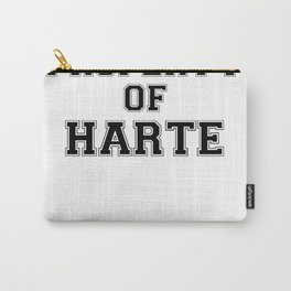 Property of HARTE Carry-All Pouch