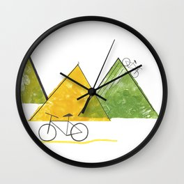 Ride Bike Wall Clock