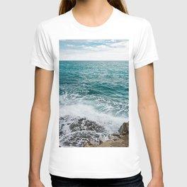Amalfi Coast Water VI T-shirt