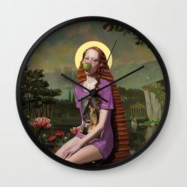 Gucci/Girl III Wall Clock