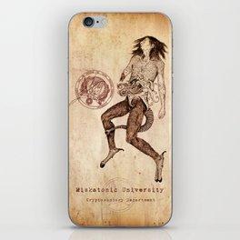 Wilbur Whateley - The Dunwich Horror iPhone Skin